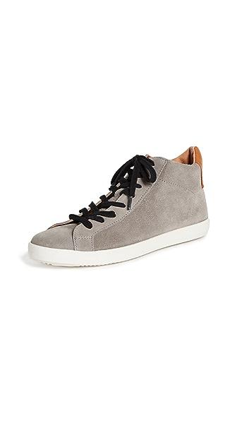 Matt Bernson Zeus High Top Sneakers In Slate