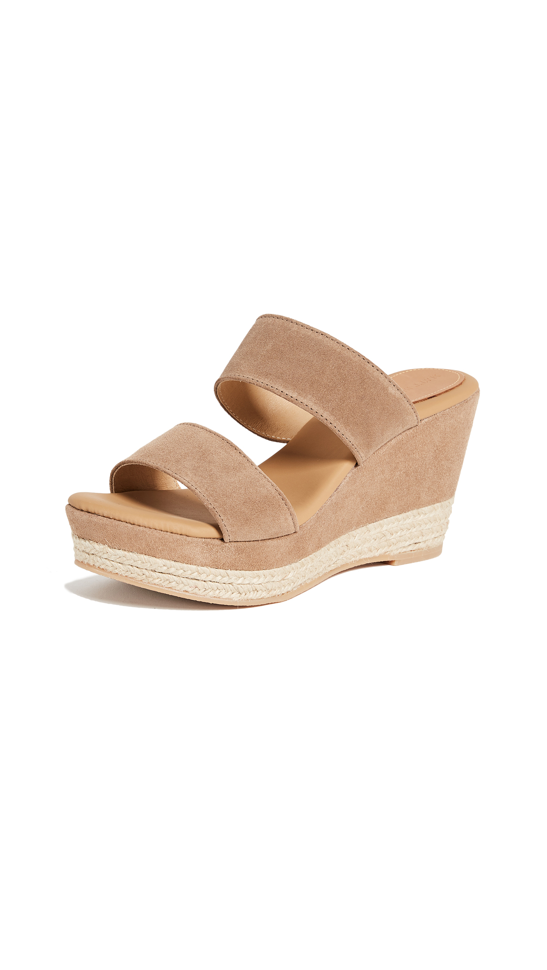 Matt Bernson Icaria Wedges - Tan