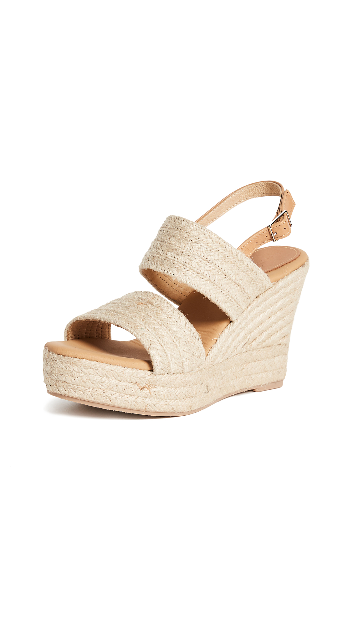 Matt Bernson Marseille Wedges - Jute