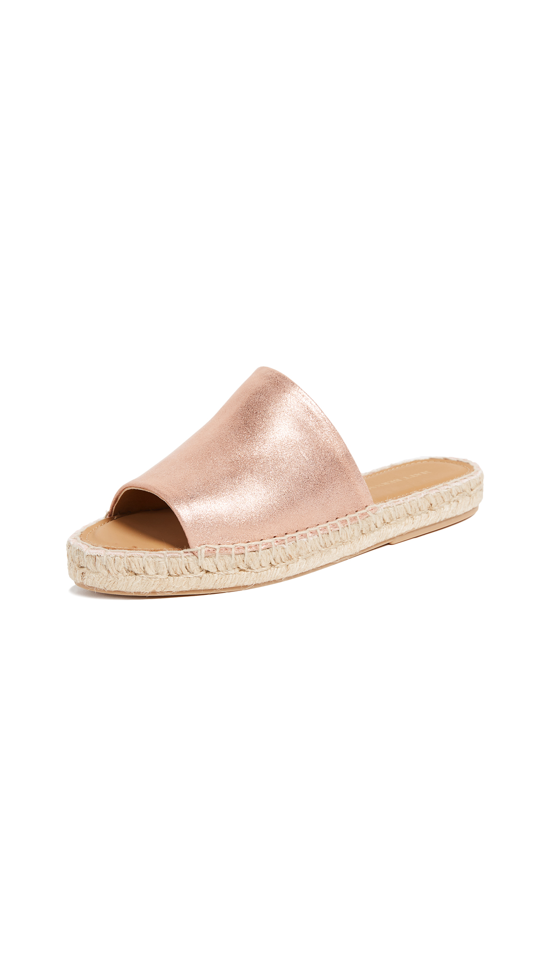 Matt Bernson Palma Slides - Rose Gold