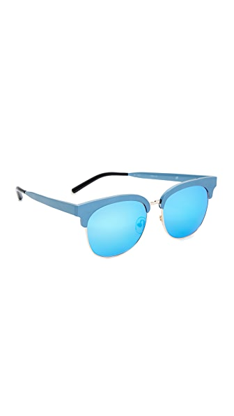 Matthew Williamson Солнцезащитные очки Revo