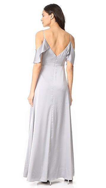 Monique Lhuillier Bridesmaids Gown