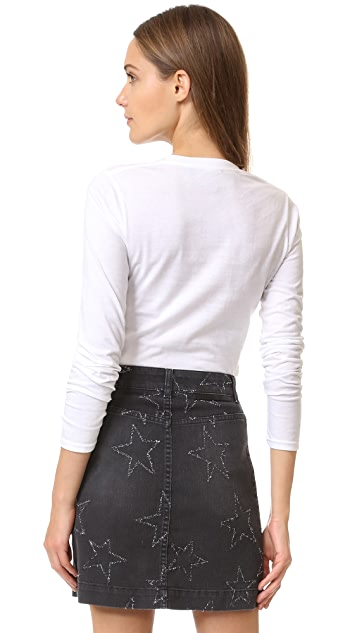 Michaela Buerger Long Sleeve T-Shirt