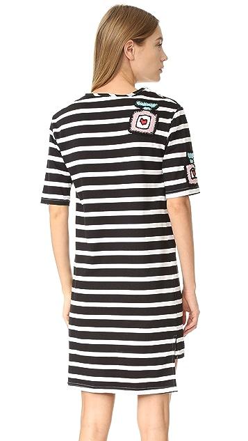 Michaela Buerger Oversized T-Shirt Dress