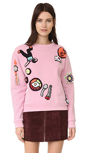 Michaela Buerger Seoul South Korea Sweatshirt