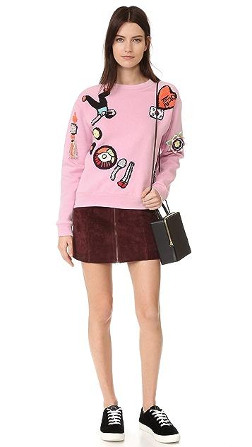 Michaela Buerger Seoul South Korea Sweatshirt