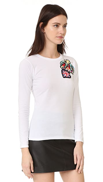 Michaela Buerger London Long Sleeve T-Shirt