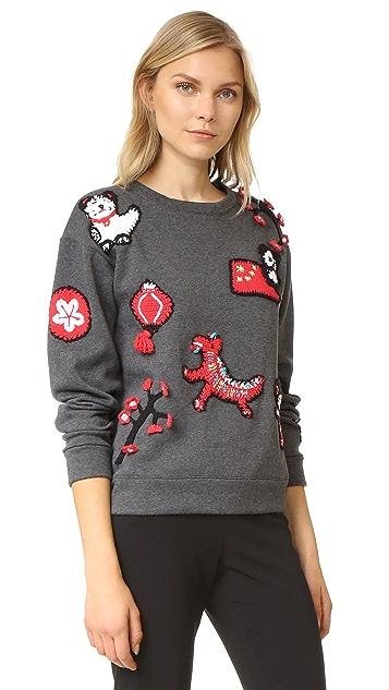 Michaela Buerger China Sweatshirt