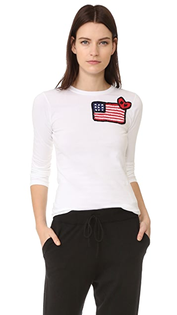 Michaela Buerger New York Long Sleeve T-Shirt