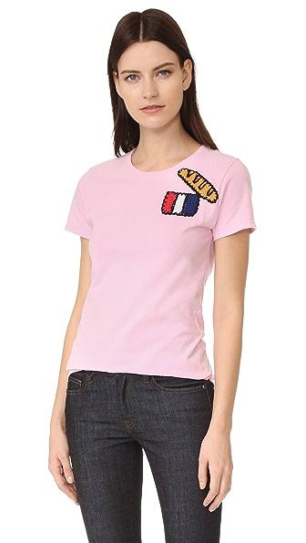 Michaela Buerger Paris Short Sleeve T-Shirt