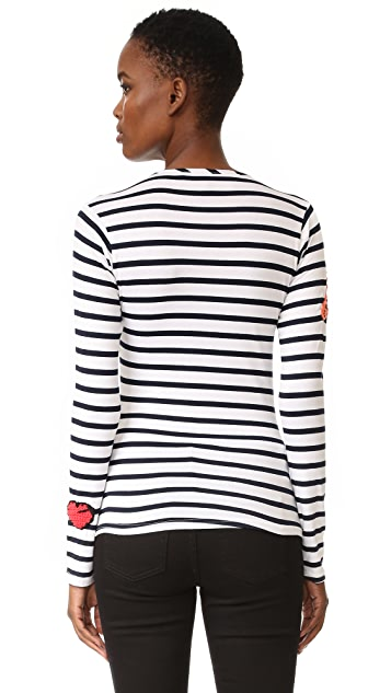 Michaela Buerger Paris Long Sleeve T-Shirt