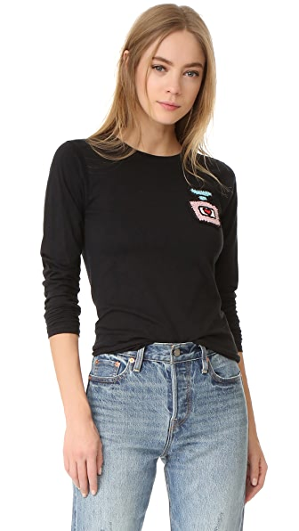 Michaela Buerger Long Sleeve T-Shirt