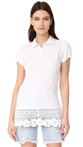 Michaela Buerger Polo Shirt