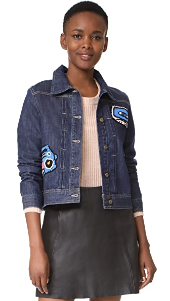 Michaela Buerger Denim Jacket