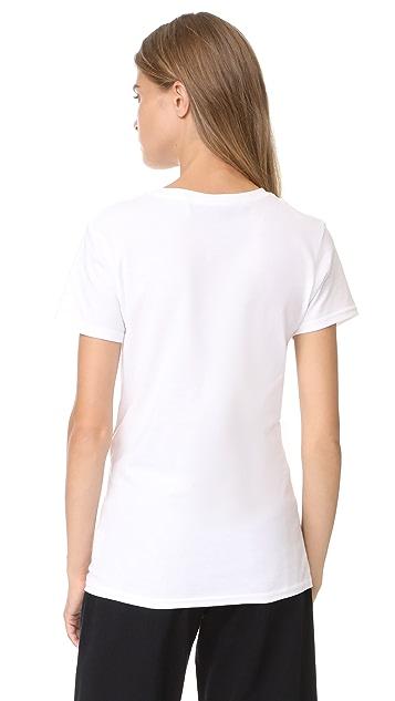 Michaela Buerger Roller Skate T-Shirt