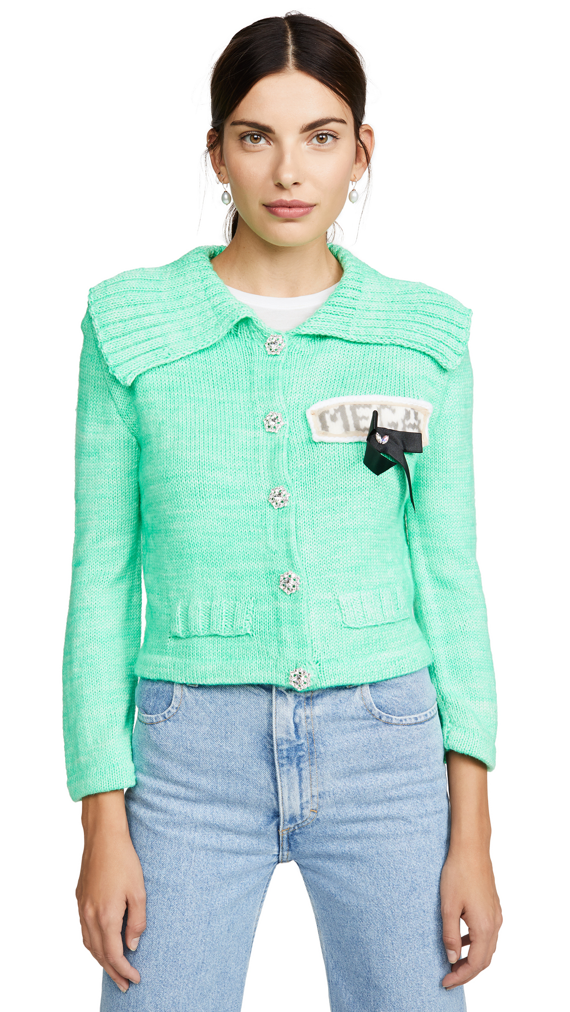 Buy Michaela Buerger online - photo of Michaela Buerger Cardigan