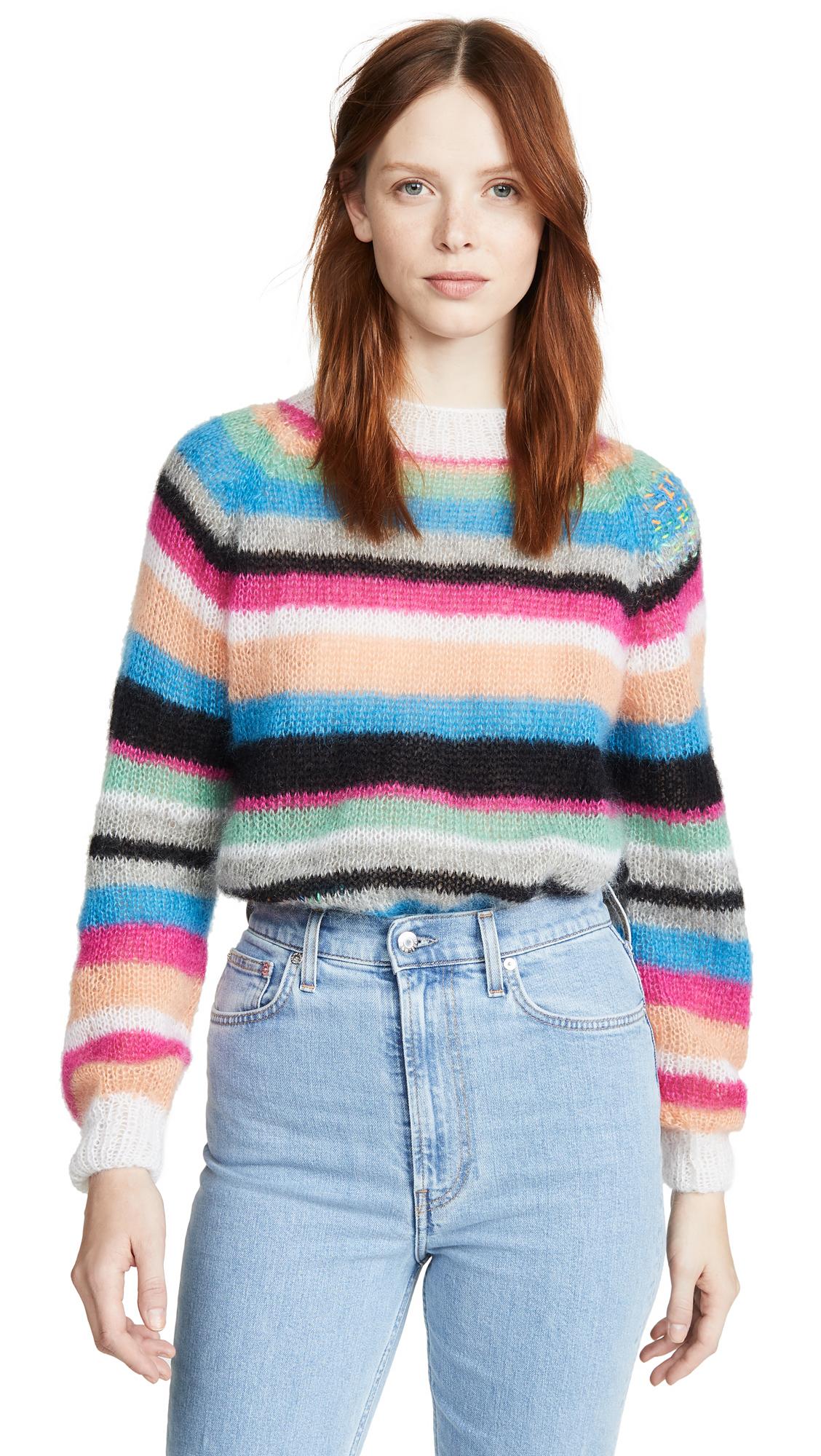 Buy Michaela Buerger online - photo of Michaela Buerger Striped Sweater