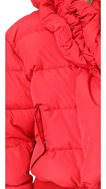 Magda Butrym Starling Puffer Coat