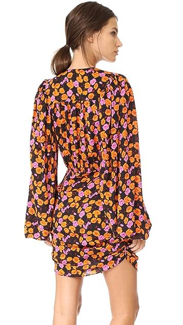 Magda Butrym Udine Printed Dress