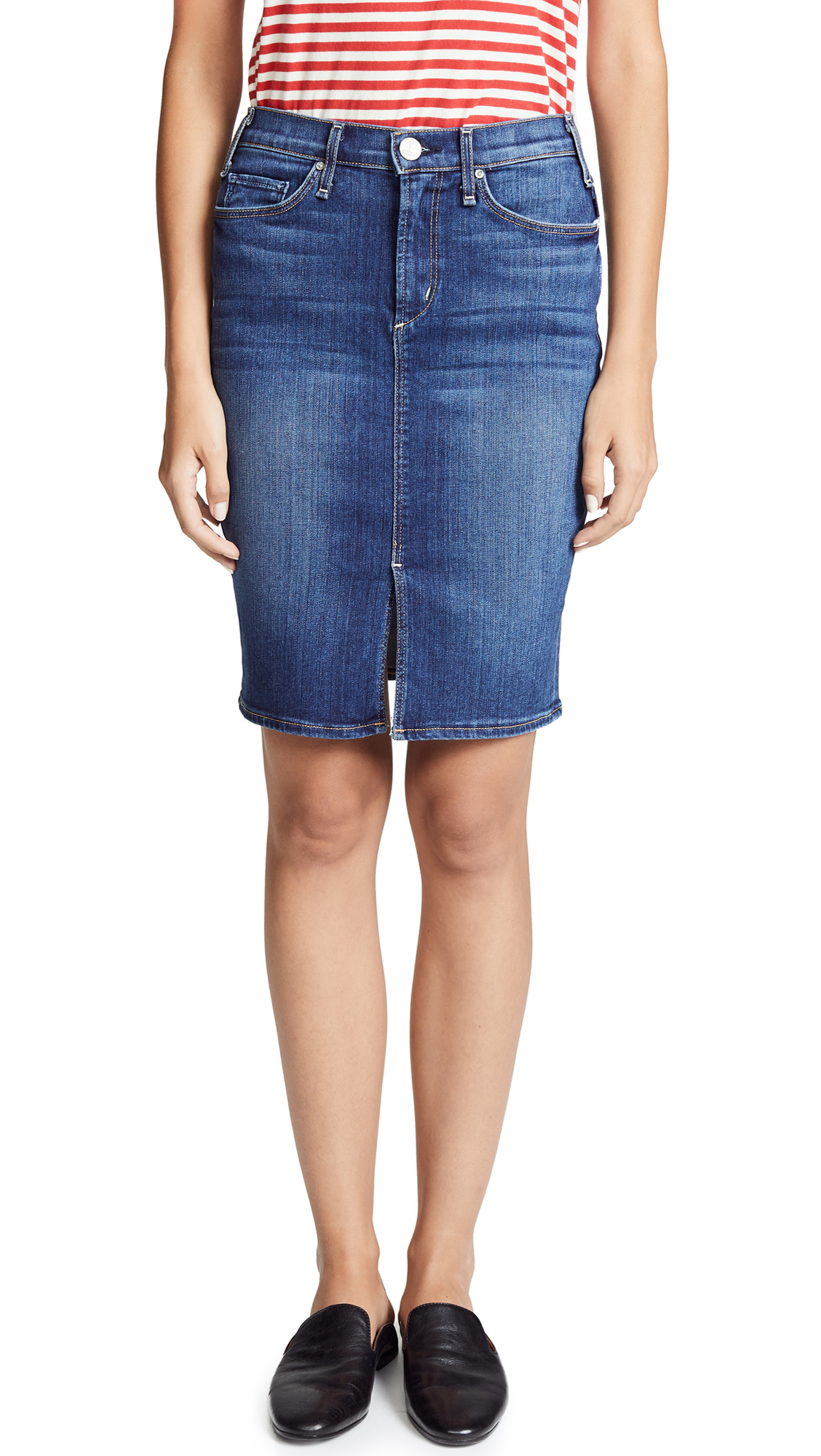 McGuire Denim Marino Skirt In All The Days