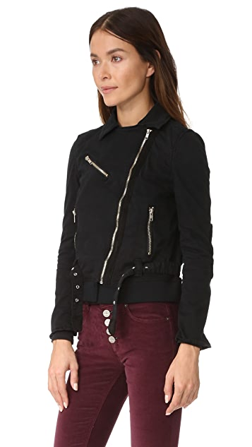 McGuire Denim Moto Jacket
