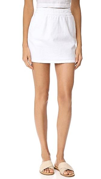 McGuire Denim Saison Skirt