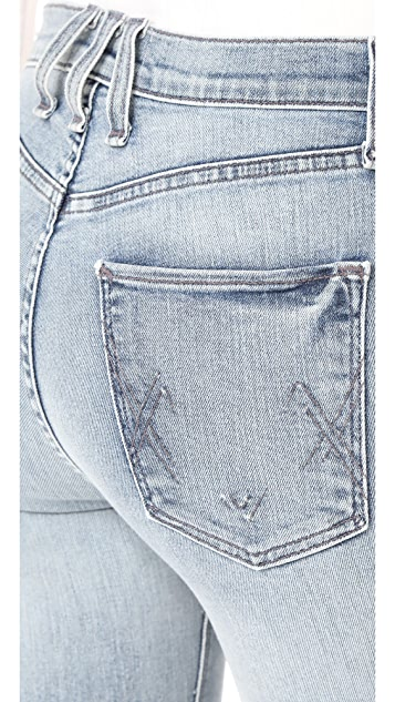 McGuire Denim Newton High Rise Skinny Jeans