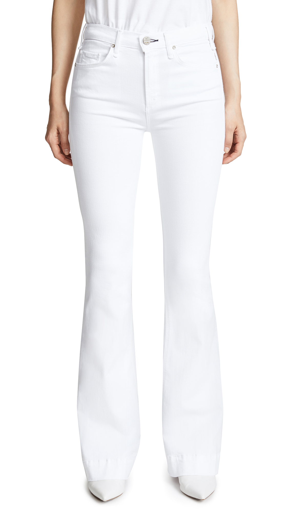 Majorelle Flare Jeans