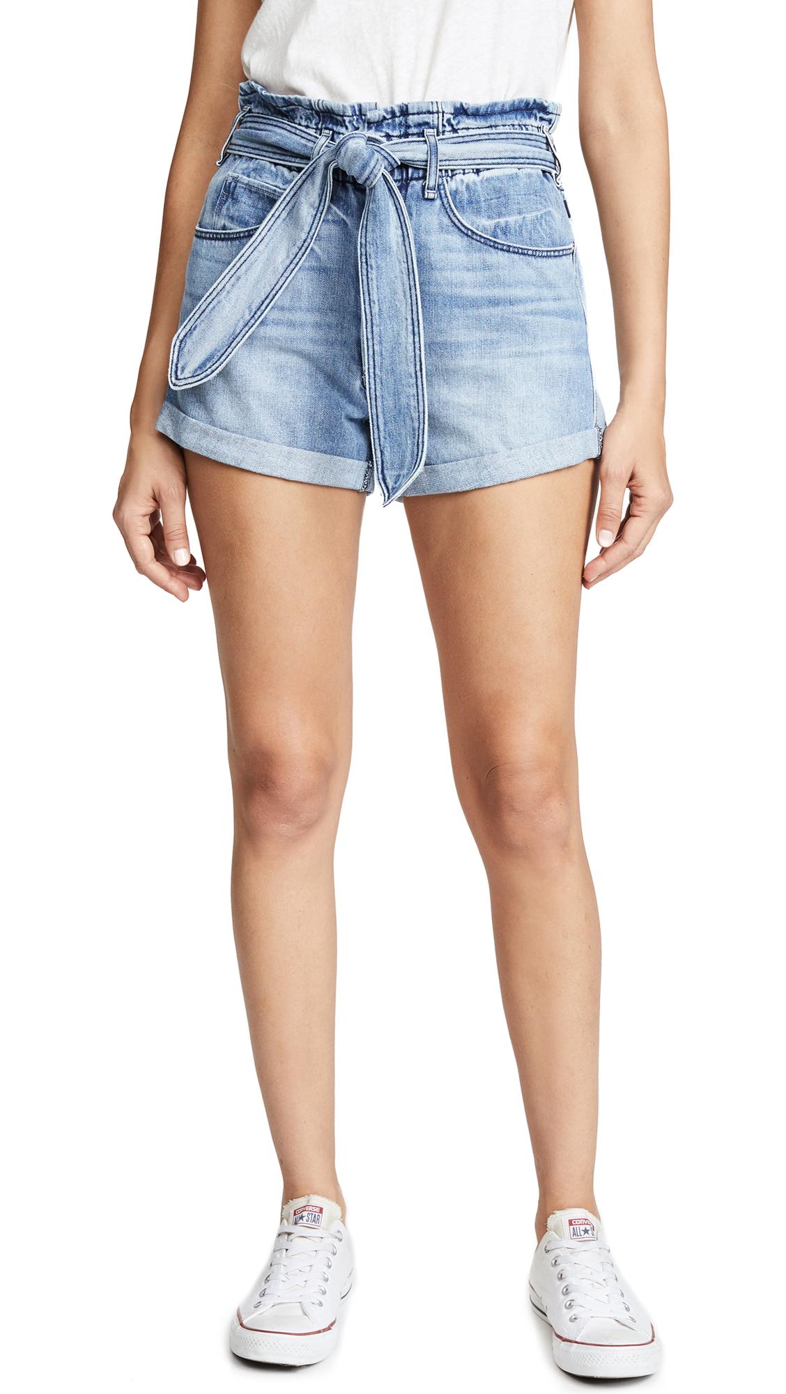 McGuire Denim Fonda Denim Shorts