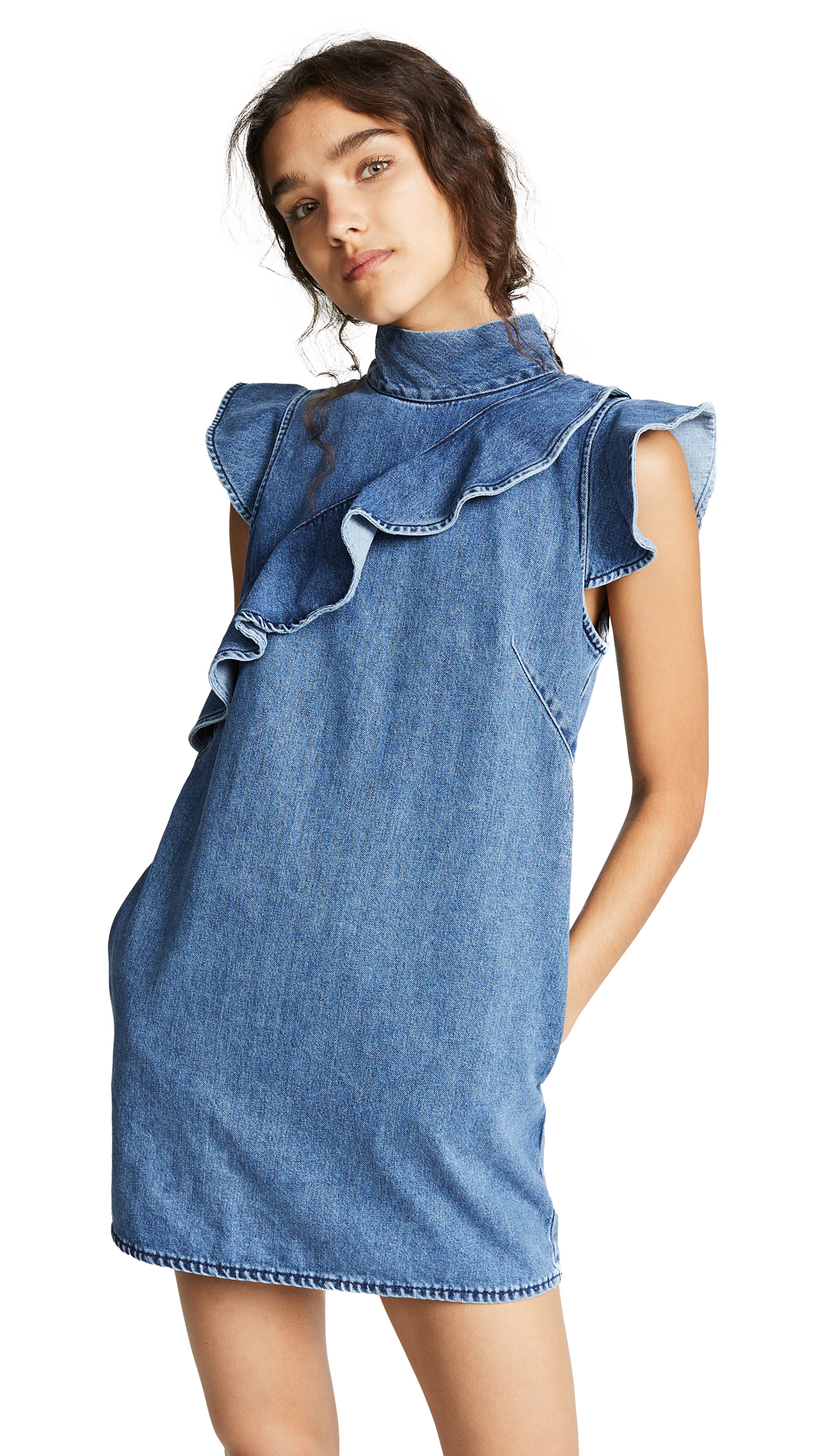 McGuire Denim Sorbonne Dress - Josephine