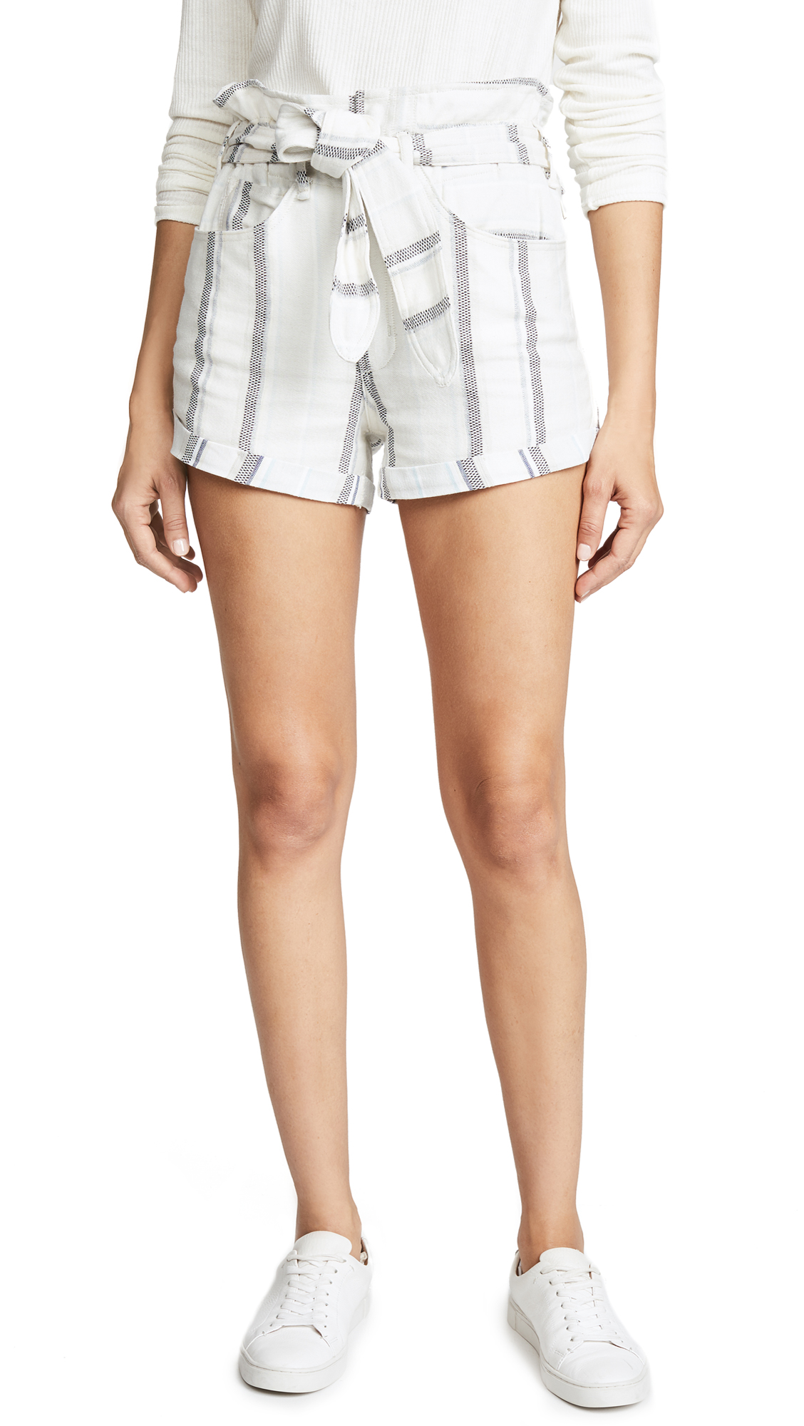 McGuire Denim Helena Shorts In Anywhere
