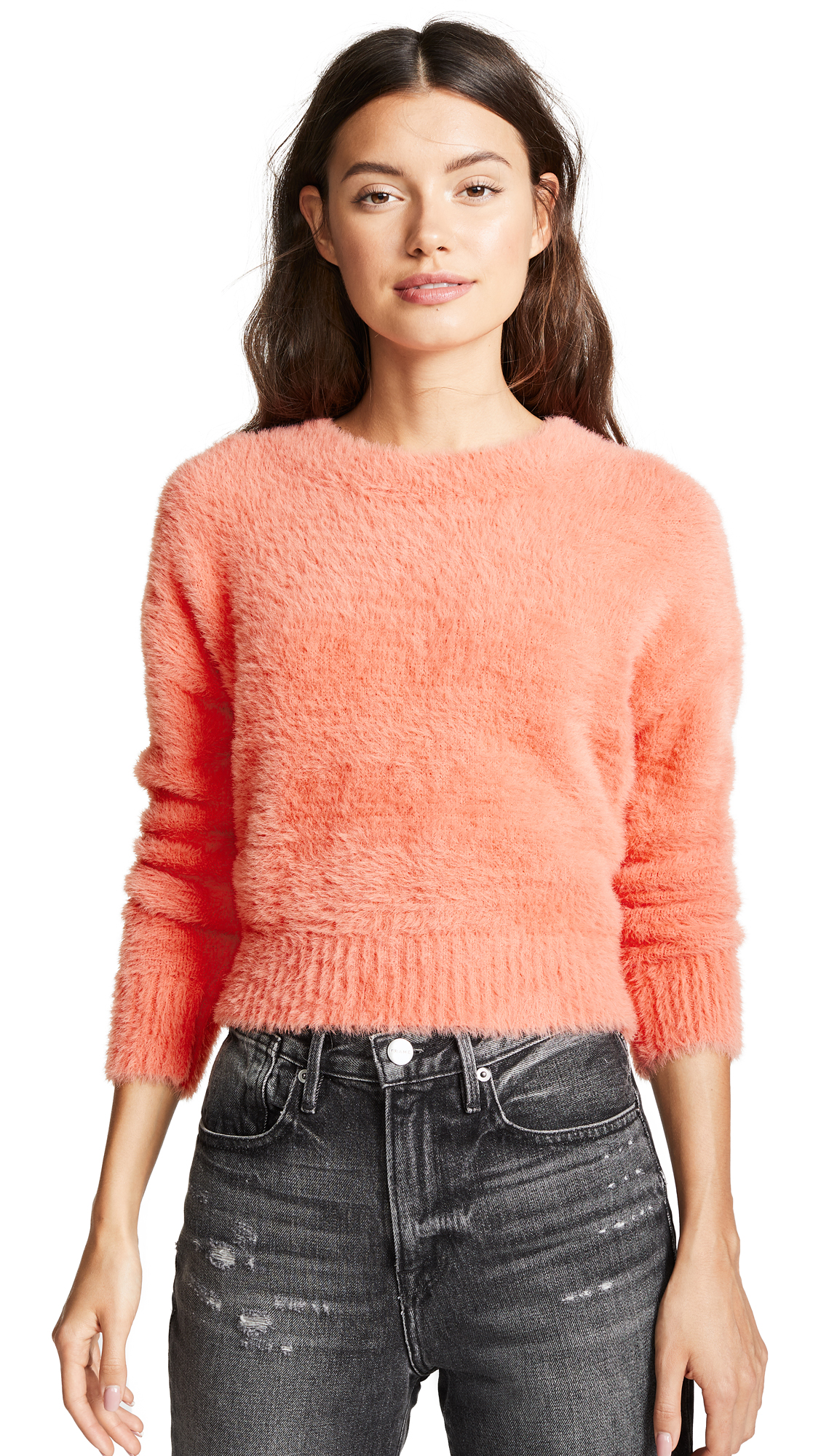 McGuire Denim Pallenberg Cloud Sweater In Tahitian Breeze