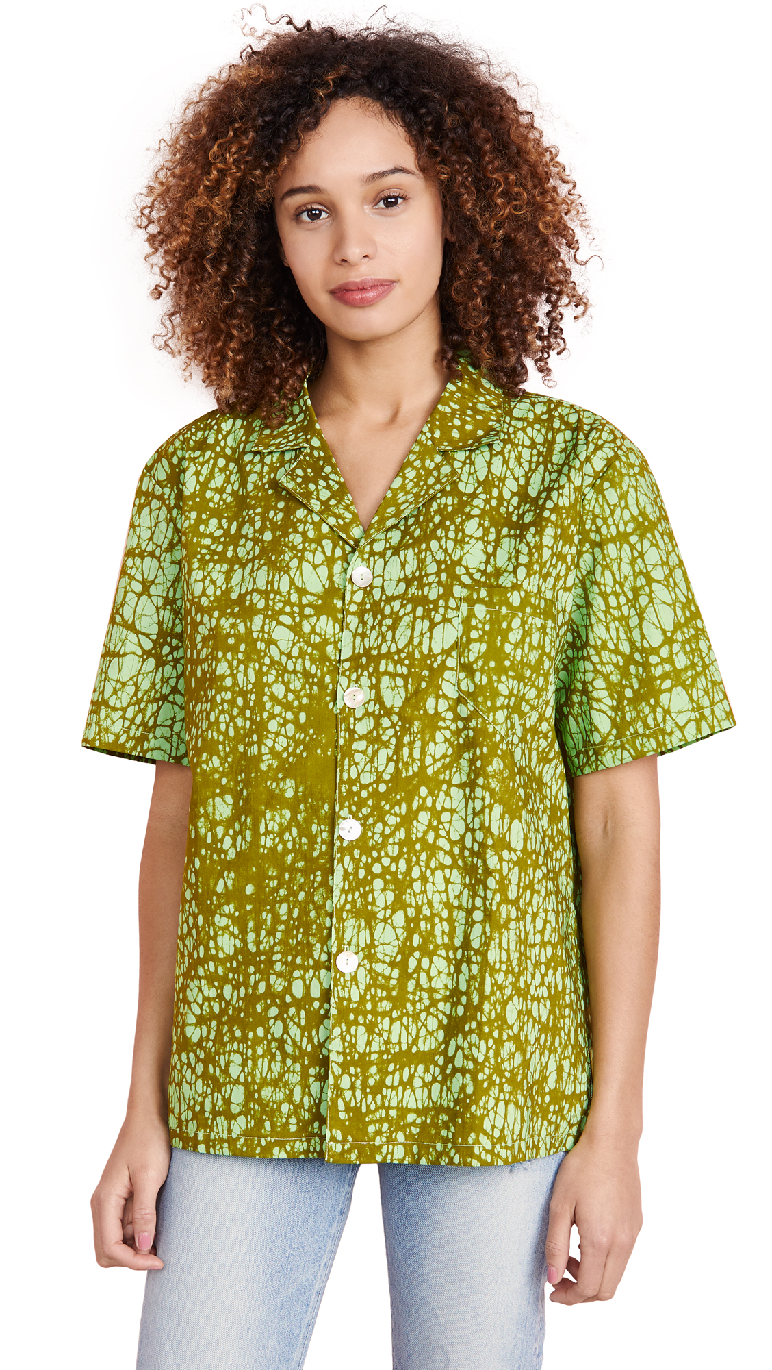 Buy Maison Chateau Rouge online - photo of Maison Chateau Rouge Abacost Shirt
