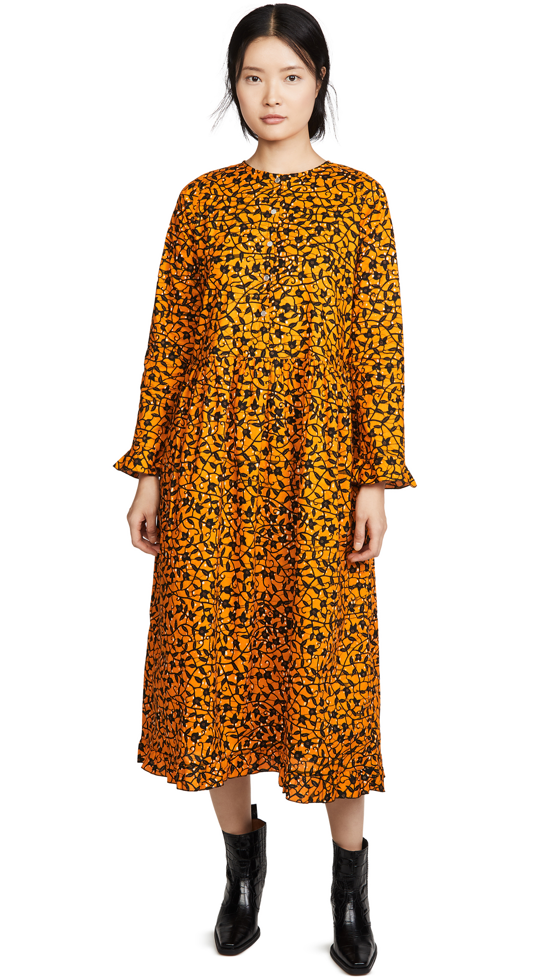 Buy Maison Chateau Rouge online - photo of Maison Chateau Rouge Lea Dress