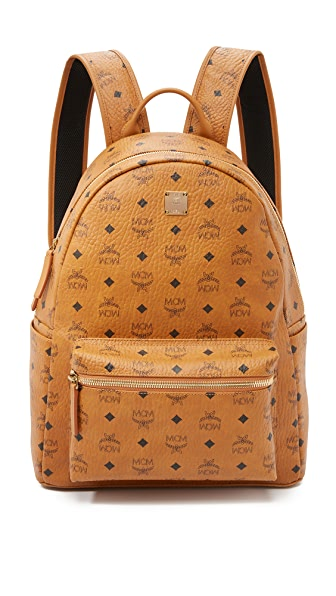 MCM Stark Medium Backpack