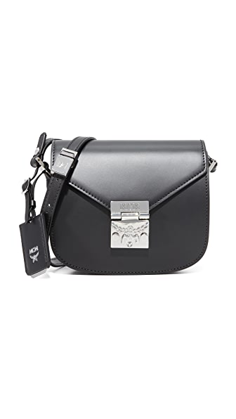 MCM Small Patricia Saddle Bag
