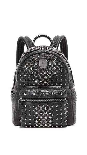 MCM Мини-рюкзак с кристаллами