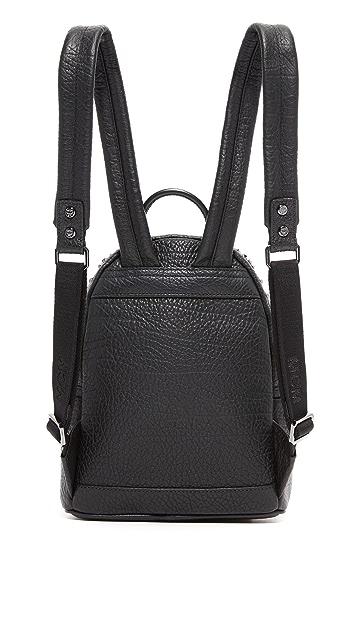 MCM Crystal Mini Backpack