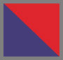 Ruby Red/Navy