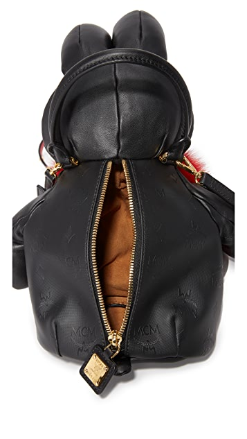 MCM Rabbit Cross Body Bag