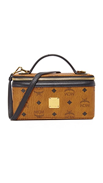 MCM Box Cross Body Bag