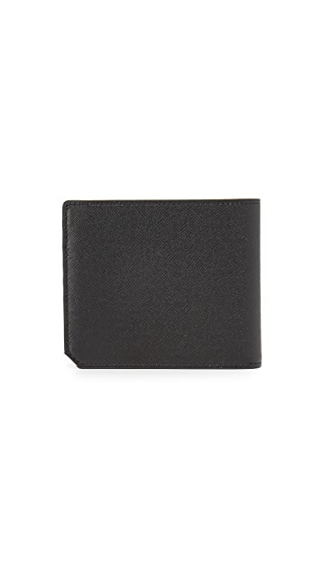 MCM Bric Leather Billfold