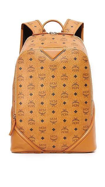 MCM Duke Visetos Backpack
