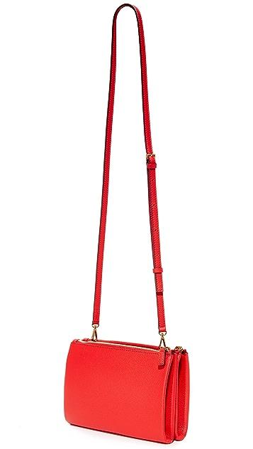 MCM Double Bag