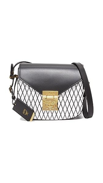 MCM Patricia Rombi Shoulder Bag