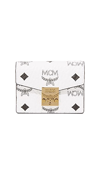 MCM Patricia Vistetos Wallet