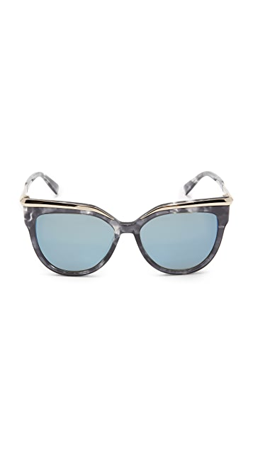 MCM Metal Accent Sunglasses