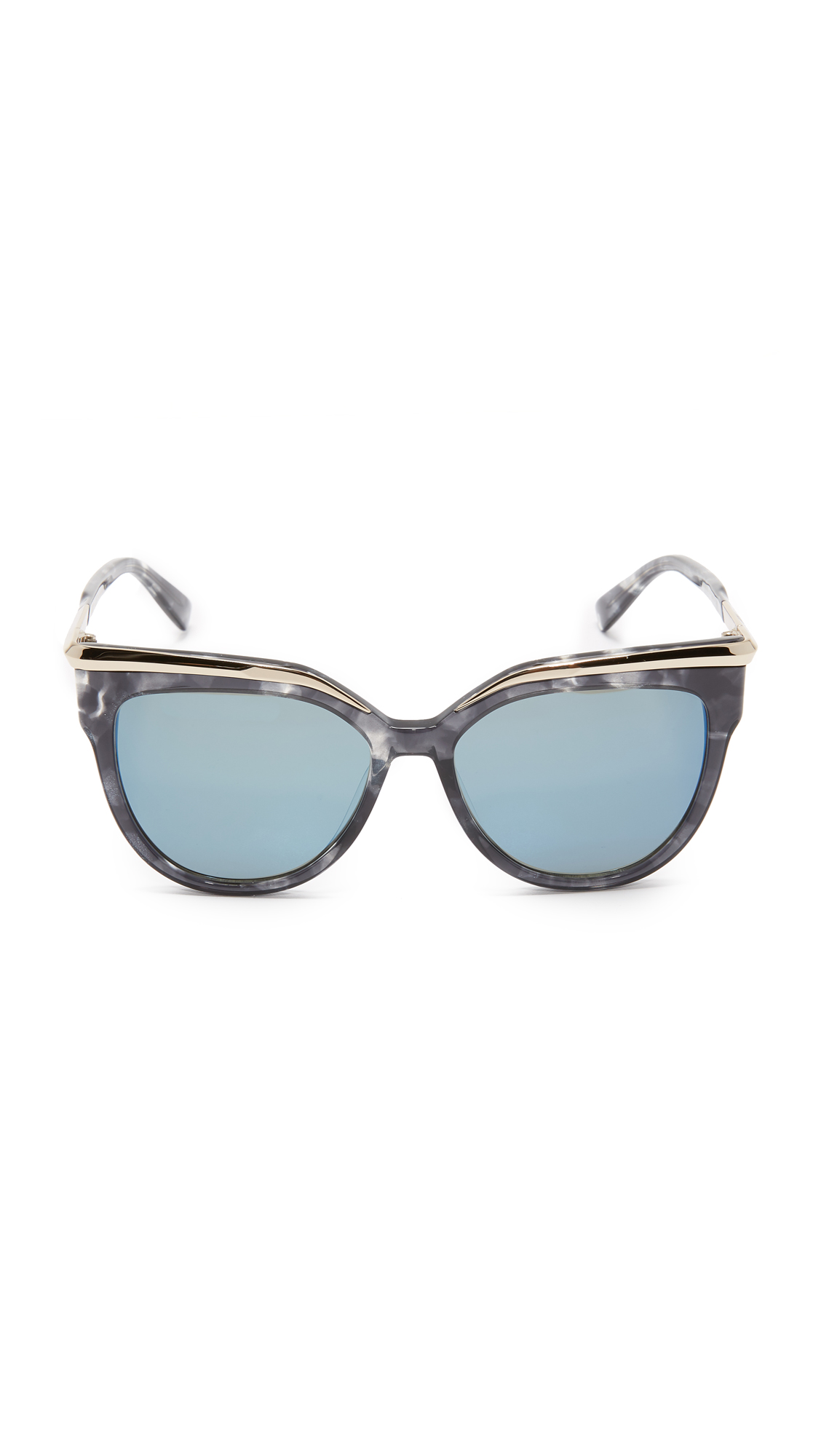f390f96687 MCM Metal Accent Sunglasses