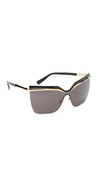 MCM Shield Sunglasses