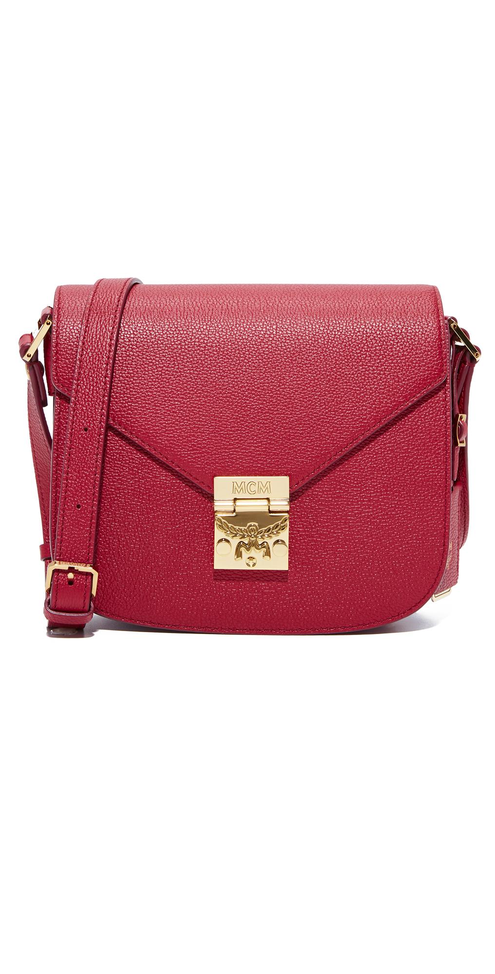 Patricia Saddle Bag MCM